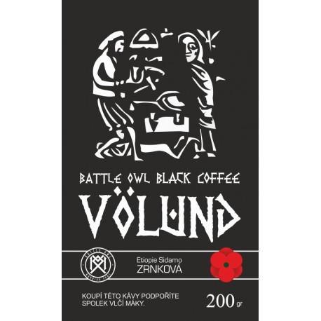 Battle Owl coffee Volund 200gr