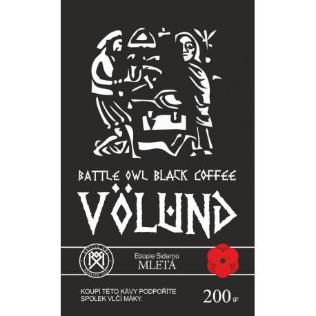 Battle Owl coffee Volund 75gr